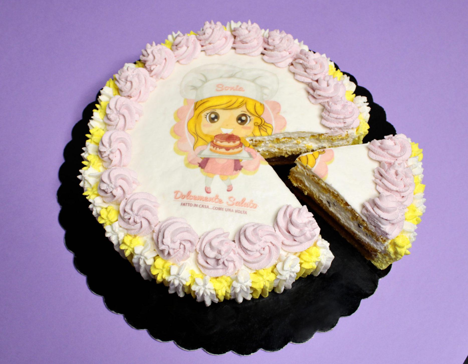 torta dolcemente salato