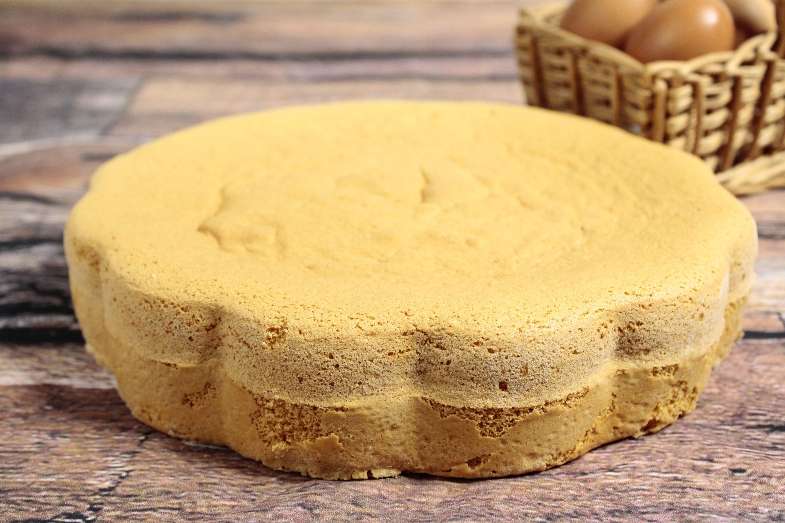 Base pan di spagna per torte