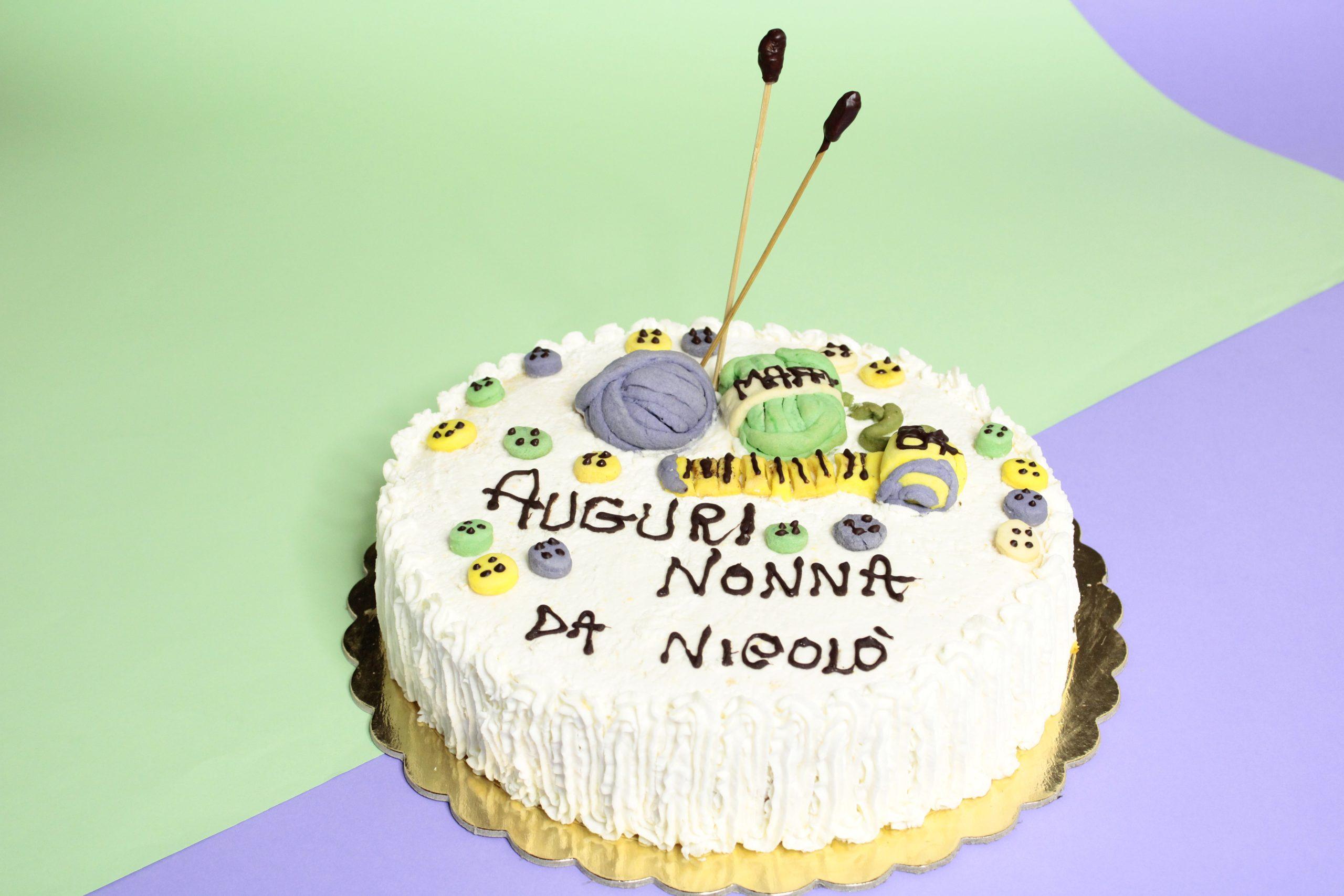 """Torta """"cucito"""""""