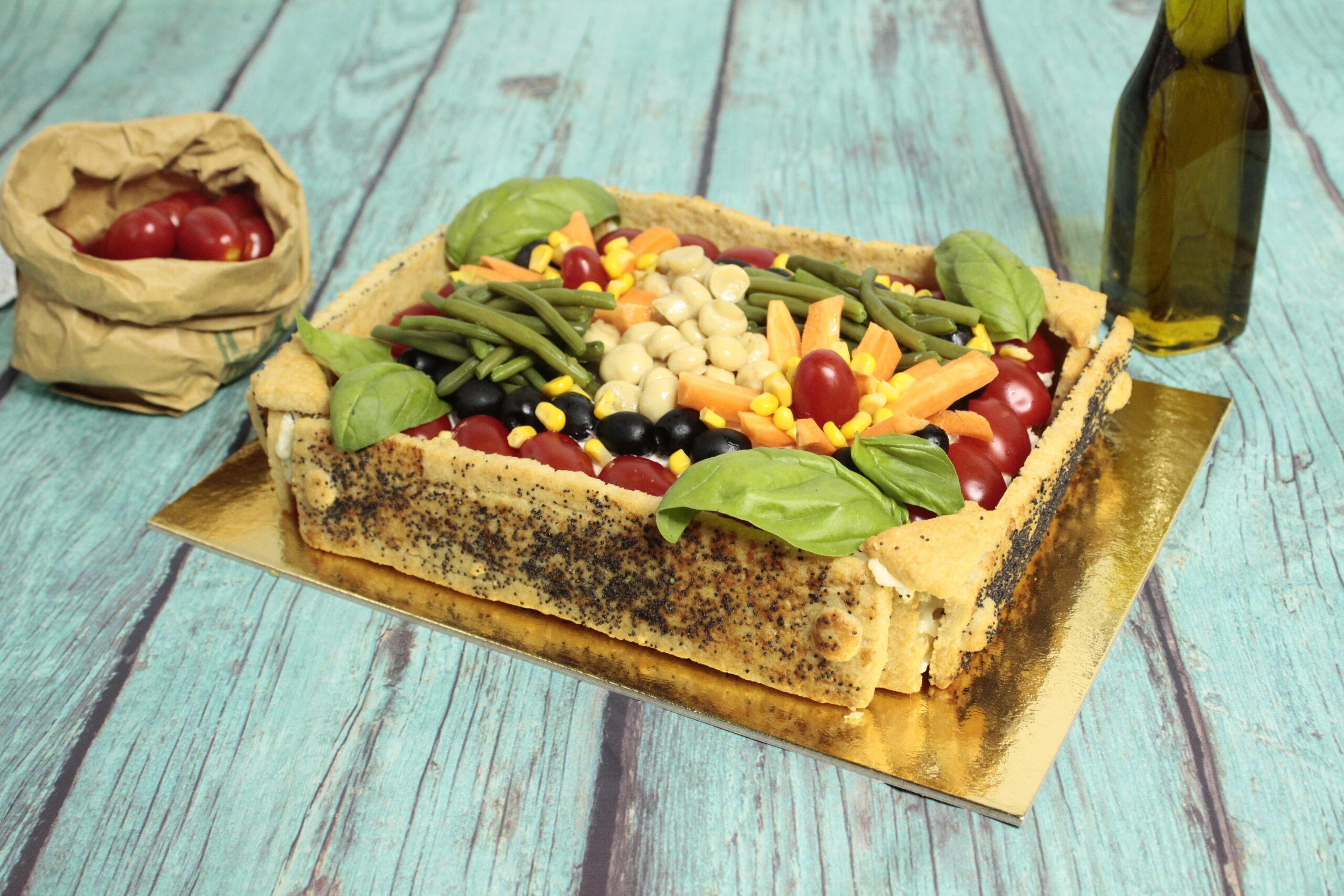 Cassetta di verdura