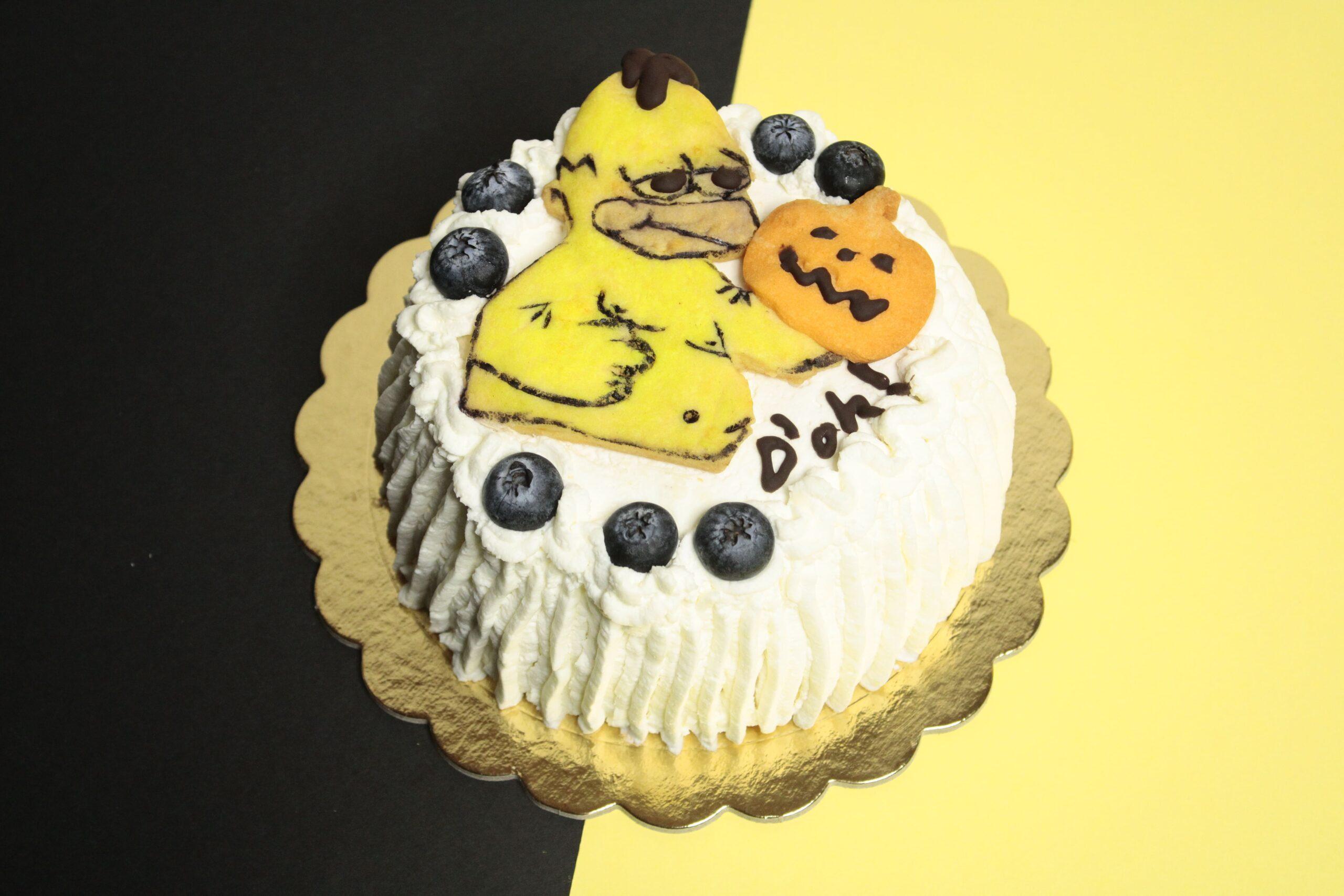 Torta Simpson