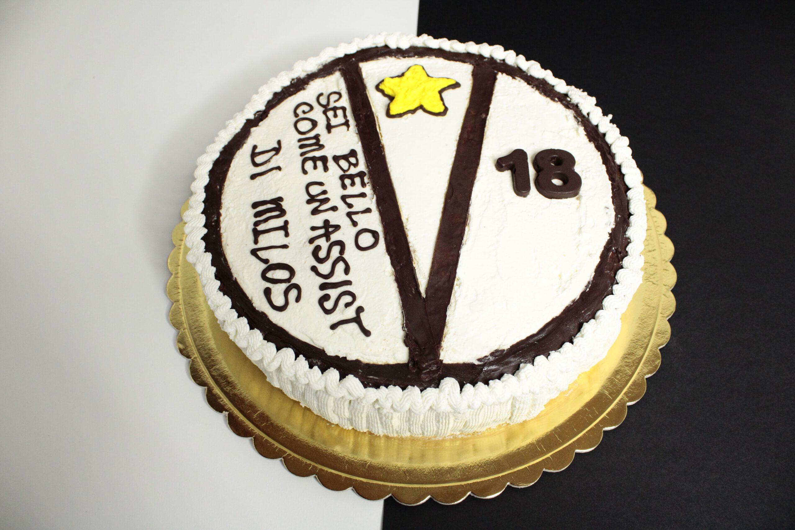 Torta Virtus
